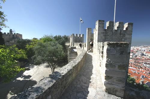 Lisboa Castillo de San Jorge