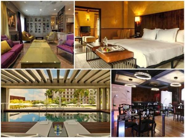 hoteles de lujo en españa