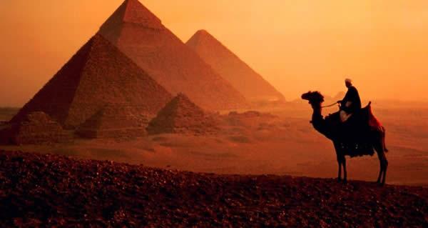 desiertos Egipto