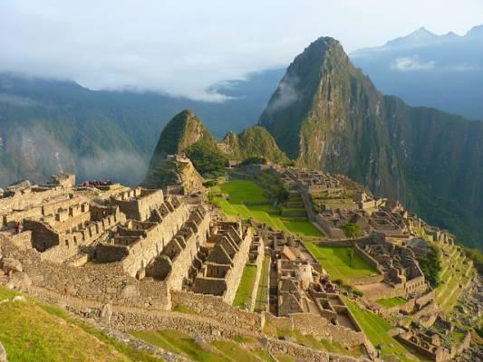 Machu Picchu (Foto Pixabay)