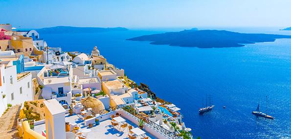 10 curiosidades sobre las islas griegas por despegar pe for Casas en islas griegas